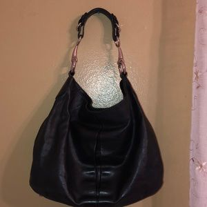 Gucci Soft Ikon Horsebit Hobo Leather Large